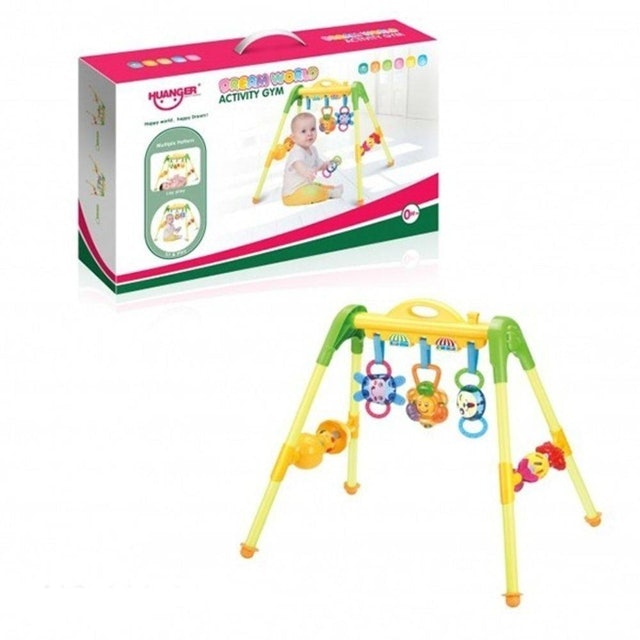 Top 10 Best Baby Activity Centers (Gym) In 2020