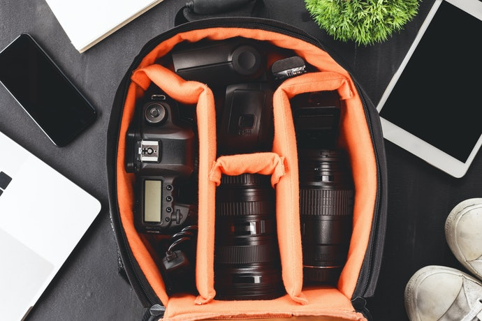 Top 10 Best Bags For Cameras To Buy In 2020