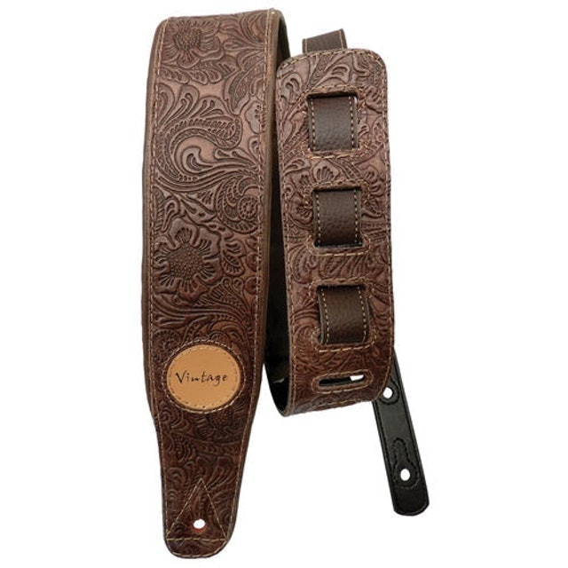 Top 10 Best Guitar Straps In 2020 (Fender, Basso And More)