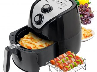 Ambiano Air Fryer Review
