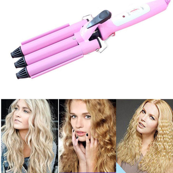how to use a wand curler on sh