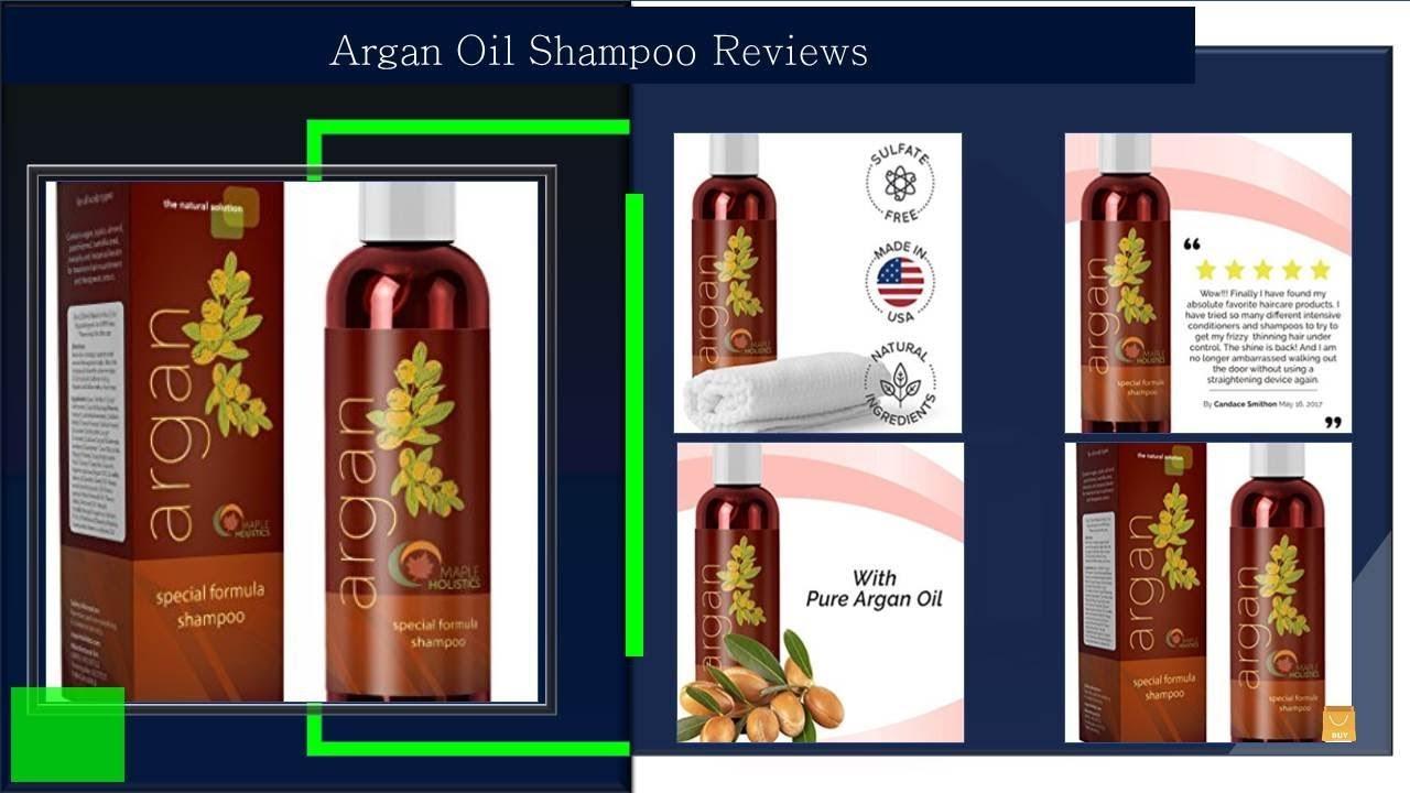 Argan Oil Shampoo Reviews | BEST A ONE - YouTube